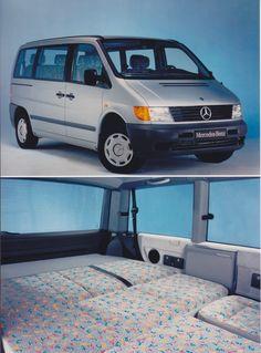 Mercedes-Benz Vito F (# B97 F 3970)