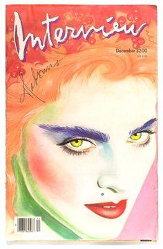 Madonna by Richard Bernstein