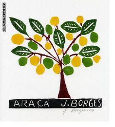 "José Francisco Borges (Brazil), Woodcut print on paper ""x image on x 9 sheet), Exact colors and design may vary. Arte Popular, Class Art Projects, Gravure, Tribal Art, Love Art, Art Lessons, Printmaking, Art Prints, Block Prints"