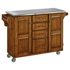 Home Styles Design Your Own Kitchen Island