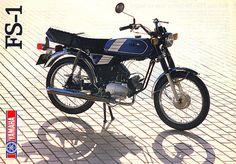 1987-92 YAMAHA FS1