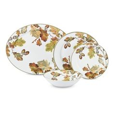 ordered these leaf plates. complaint williams sonoma not honoring their ship dates.  Weeks months behind.  Will not be ordering from WS any more.