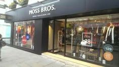 Moss Bros www.onestopweddingshopstaffordshire.co.uk Moss Bros, Perfect Fit