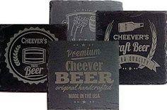 Meer dan 1000 idee n over bierviltjes op pinterest - Aangepaste bar ...