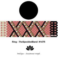 peyote ring patternPDF-Download 147R beading pattern