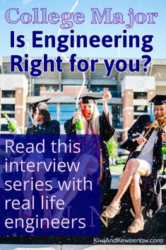 All My Engineering Secrets Revealed A series of interviews with real life engineers to find out if you should be an engineer. What should you major in? Are you looking at STEM majors? Find out what real adulting looks like! Interview series at the Grounded Engineer, hear from Kiwi and Keweenaw a duo engineering couple. #engineer #engineering #collegemajor
