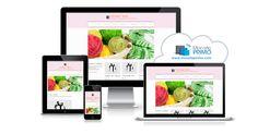 Votre boutique présente des produits locaux, des travaux d'artisanat ou d'autres oeuvres d'art? Exposez-les sur le Web à l'aide de ce modèle.