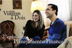 Chegou a Hora TV - No segundo episódio da série o casal Mariana e João falam um pouco do planejamento financeiro. Melhor levar dinheiro em espécie ou comprar no cartão de crédito? Aperte o play e descubra.