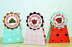 Classmate Valentines Stamp Set