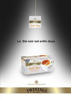 Twinings #advertising #print I Nicolas Baral