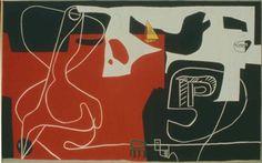 Fondation Le Corbusier - Tapestry - Les dés sont jetés