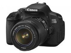 Pidän myös valokuvauksesta, kameranani on Canonin 650D.