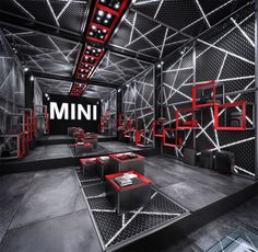 MINI STORE CONCEPT on Behance