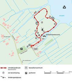 Wandelroute over het vlonderpad, bij bezoekerscentrum De Wieden | Natuurmonumenten