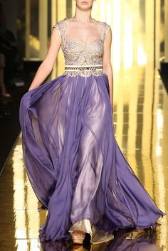 Gown for Ashara Dayne, a companion & lady in waiting of Princess Elia of Dorne, Mireille Dagher haute couture