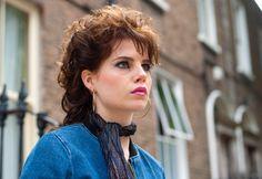 Lucy Boynton as Raphina in Sing Street