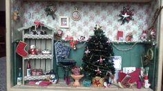 Kerstkijkkastje 2014