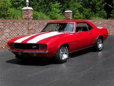 To Get a 1969 z28 Camaro <3