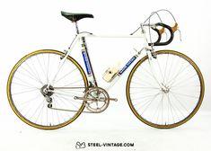 Steel Vintage Bikes - Gios Professional Classic Roadbike1984