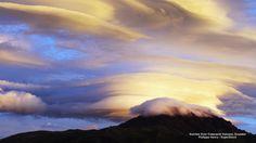 Sunrise Over Cotacachi Volcano, Ecuador #SunKuWriter #Portugal  FREE Books ► http://Sun-Ku.com ◄