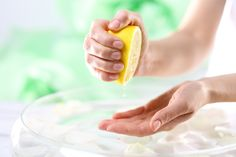 Comment avoir de beaux ongles avec du citron?