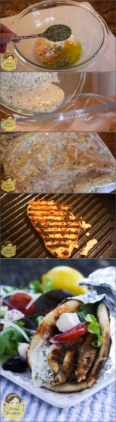 ... sauce yogurt marinated chicken creamy greek sauce recipes dishmaps