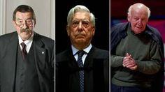 Mario Vargas Llosa elogió el talento de Gunter Grass y la inteligencia de Galeano. April 26, 2015.