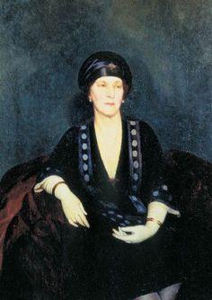 Oscar Ghiglia  , 1926 Alaide Banti