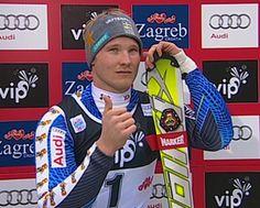 """Jens Byggmark führt nach dem 1. Durchgang beim Slalom der Herren in Zagreb. Wer wird der Slalom König der Herren von Zagreb und darf sich, neben dem Gewinnerscheck über 42.000 Euro auch die Krone der """"Snow Queen Trophy"""" aufsetzten. Zum sechsten Mal trafen sich die Stangenartisten auf dem Bärenberg.  Nach dem 1. Durchgang führt der Schwede Jens Byggmark in einer Zeit von 58.65 Sekunden vor dem aktuell Führenden im Slalomweltcup Marcel Hirscher (+ 0.01) aus Salzburg und dem Italiener ......"""