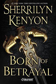 Born of Betrayal (The League: Nemesis Rising) by Sherrilyn Kenyon http://www.amazon.com/dp/1250042976/ref=cm_sw_r_pi_dp_aAyowb0FRRSFC