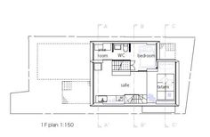 What Categorize The City And Me,First Floor Plan