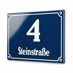 Wiener Hausnummernschild Emaille_01