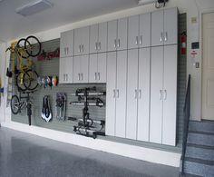 Garage Storage System : Garage Organization : Wall Storage : FlowWall.com