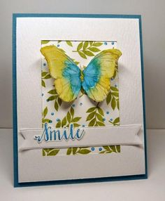 smile! by redlynny - Cards and Paper Crafts at Splitcoaststampers