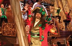 Christmas at Pirates Voyage® Dinner & Show