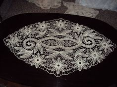 Point Lace, Embroidery, Crochet, Musca, Angels, Projects, Bias Tape, Lace, Hardanger