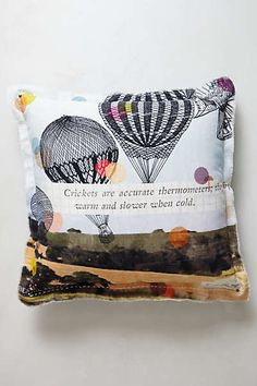 Anthropologie - Petherton Pillow from Anthropologie