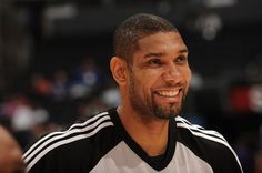 "Tim Duncan - aka, ""The Big Fundamental."" Redefined the roll of Power Forward.  More finesse than muscle.  LEGEND"
