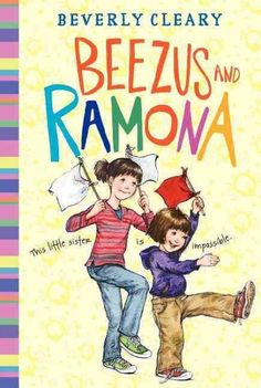 Beezus worries because there are times when she doesn't like her little sister Ramona, until their mother and Aunt Beatrice tell Beezus what they were like while growing up.