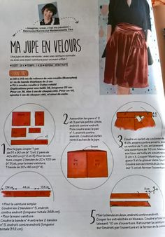 Sewing, Diy, Shopping, Fashion, Couture Facile, Velvet, Boss, Womens Fashion, Bricolage