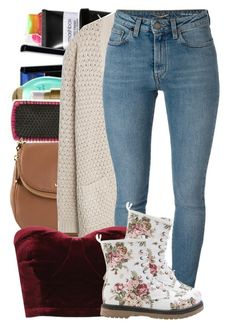 """""""Is it spring or winter? :/"""" by society-is-ugly ❤ liked on Polyvore featuring MICHAEL Michael Kors, MANGO, Yves Saint Laurent, women's clothing, women's fashion, women, female, woman, misses and juniors"""