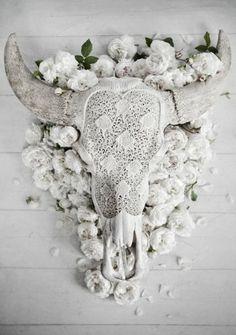 Carved Buffalo Skull. So beautiful. #longhorn #steer #skull