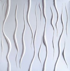 DIY Sculptured Walls - PVC Wall Panels Let You Create Your Own Home Textures (GALLERY)