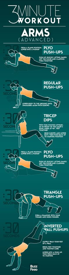 <b>We teamed up with NYC trainer Anna Altman to create a series of at-home workouts that you can do in 180 seconds.</b>