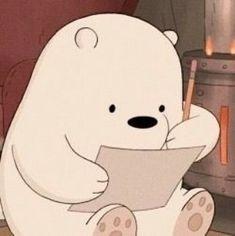We Bare Bears Wallpapers, Panda Wallpapers, Cute Cartoon Wallpapers, Animes Wallpapers, Ice Bear We Bare Bears, We Bear, Cute Panda Wallpaper, Bear Wallpaper, Bear Cartoon