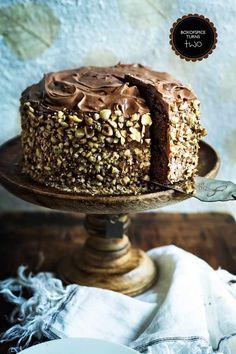Chocolate Hazelnut Kahlua Cake - Box of Spice Cupcakes, Cupcake Cakes, Kahlua Cake, Chocolates, Cake Recipes, Dessert Recipes, Decadent Cakes, Cacao, Cakes And More