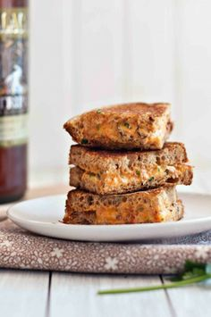 Chipotle Grilled Cheese With Shiitake Mushrooms - Perfect to try with Boar's Head Sharp Cheddar Cheese