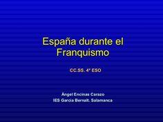 espaa-durante-el-franquismo-5700083 by Ángel Encinas via Slideshare