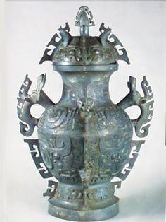 Western Zhou bronze.  [转贴]西周青铜器欣赏--月影斋