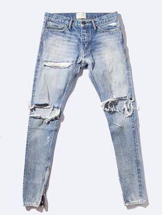 Fear of God Selvedge Denim Vintage Jean